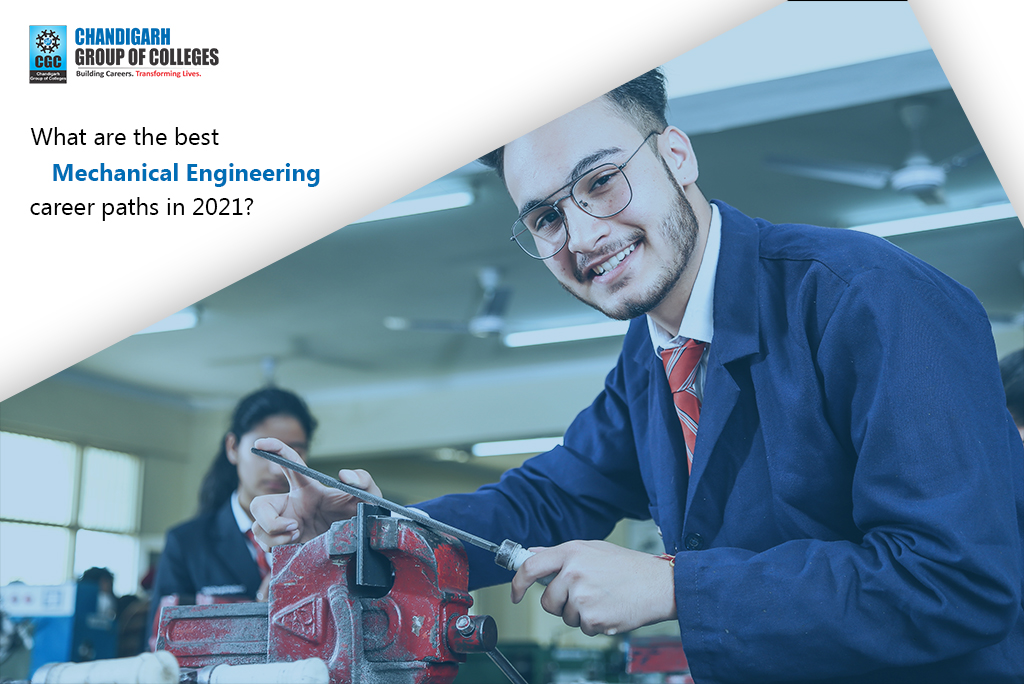 WHAT ARE THE BEST MECHANICAL ENGINEERING CAREER PATHS IN 2021
