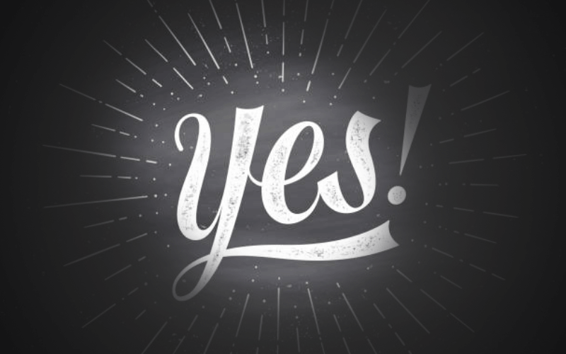 Saying Yes in Different Languages